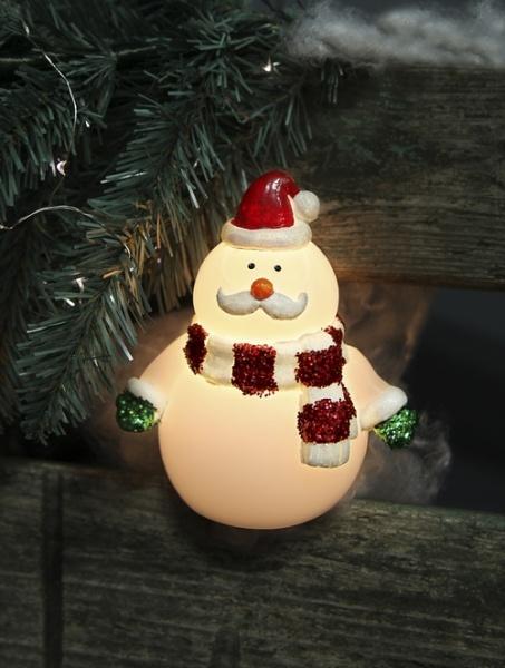 Свеча LED Санта