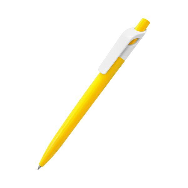 Ручка шариковая Bremen - Желтый KK