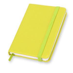 Блокнот A7 «Rainbow S» жёлтый