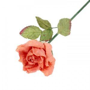 Декоративный цветок «Чайная роза»