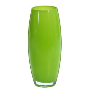 Ваза «Флора» зелёная