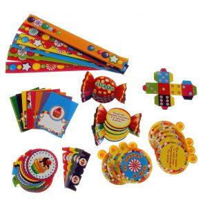 Набор для детского праздника со сценарием «День варенья» 821150