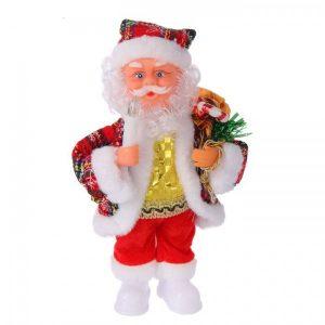 Дед Мороз, в цветастой...