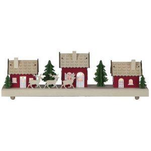 Декорация рождественская VILLAGE