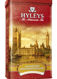 Чай «Хэйлис» ж/б 125г*20 Англ. аристокр. чёр., кр./лист