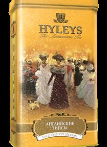 Чай «Хэйлис» ж/б 125г*20 Англ. типсы ср/лист. чёр.