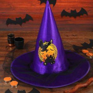 Шляпа ведьмы «Филин»