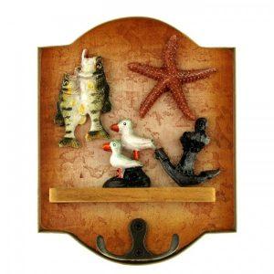 Крючки декоративные «Морской причал»