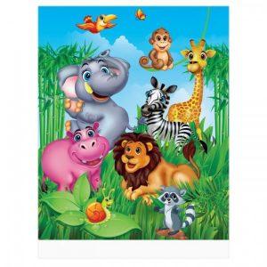 Скатерть «Веселые животные»