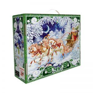 «Чемоданчик Чудо-Тройка» №14 новогодний подарок 2500г