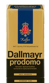 Кофе «Даллмайер»  мол.  250г*12, Prodomo вак./уп. TOP1