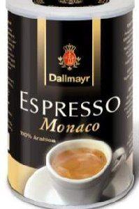 Кофе «Даллмайер»  мол.  200г*12 в ж/б, Espresso Monaco