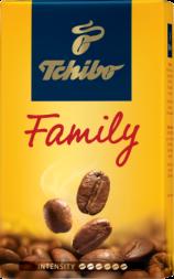 Кофе «Tchibo»  мол. вакуум./уп 250г*12, Family