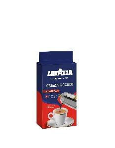 Кофе «Lavazza»  мол.  пач. 250г*20 Crema e Gusto вак/уп. INT