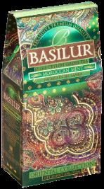 Чай «Basilur» «Oriental Collection» карт. 100г*24шт. Moroccan Mint  зел. Марокканская мята new