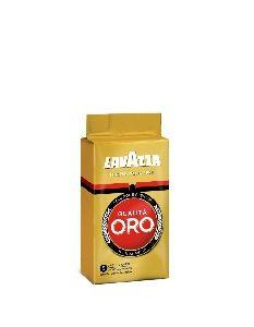 Кофе «Lavazza»  мол.  пач. 250г*20 Qualita Oro вак/уп. INT
