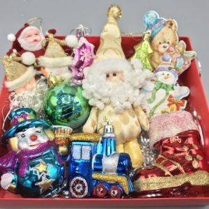 Подарочный набор «Новогодние игрушки»