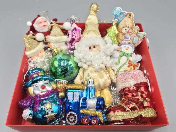 """Подарочный набор """"Новогодние игрушки"""""""