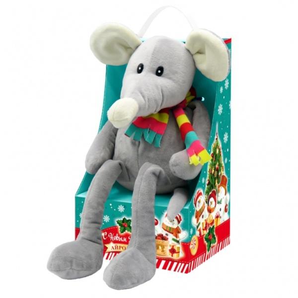 Новогодний подарок №5 «Мышиный король»  700 г мягкая игрушка   премиальный