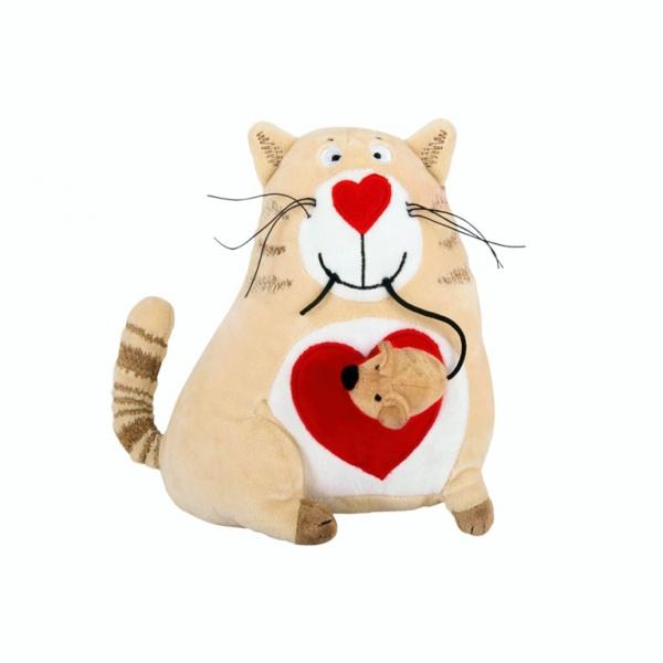 Мягкая игрушка Любовь с Первого Взгляда