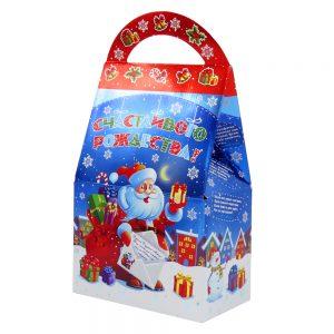 «Мега Санта» №11 новогодний подарок 1500г