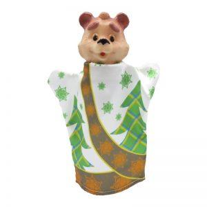 «Игрушка Би-ба-бо Мишка» №2 новогодний подарок 500г