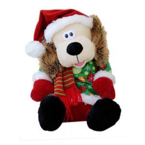 «Рюкзак Пес Санта» №11 новогодний подарок 1500г