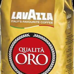 Кофе «Lavazza» в зерне пач. 1000г*6, Qualita Oro INT