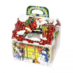 «Сказочный домик» №10 новогодний подарок 1200г