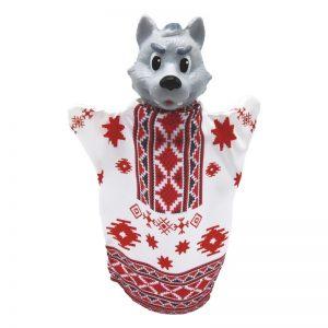 «Игрушка Би-ба-бо Волчонок» №1 новогодний подарок 300г