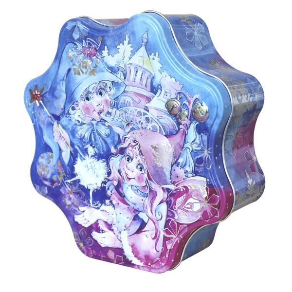 Новогодний подарок №3 «Волшебный бал» жестебанка  500 г  отличный