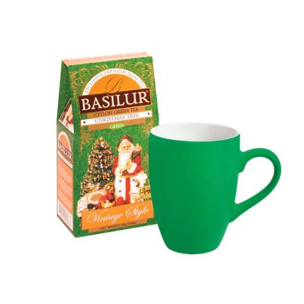 Корпоративный подарок №10 (чай+кружка)