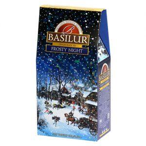 Чай черный Basilur Морозная ночь 100г