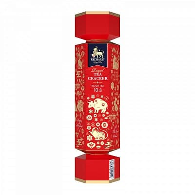 Royal Tea Cracker - red