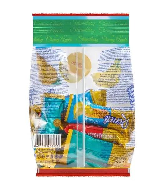 Мультизлаковые конфеты Rendi Fruit Mix (банан, лимон, дыня) 150г