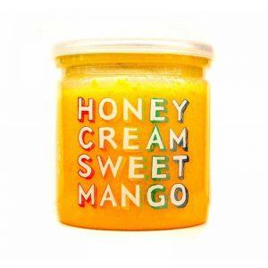 Крем-мед с манго, 230г «GRIZZLY NUTS»