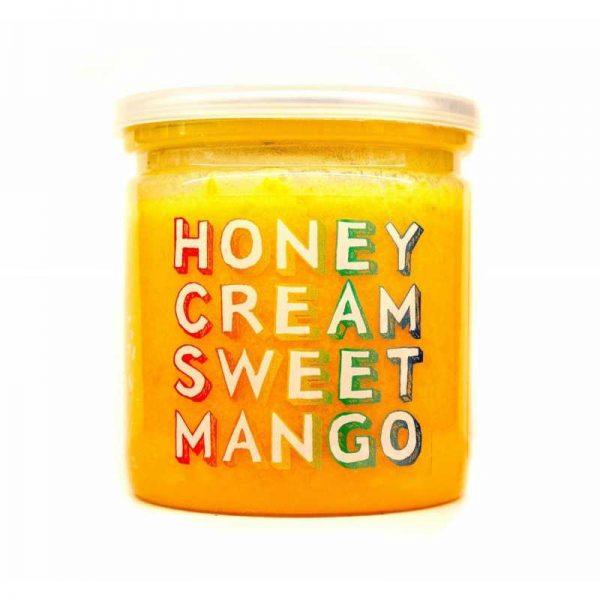 """Крем-мед с манго, 230г """"GRIZZLY NUTS"""""""