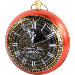Чай Tipson Dream Time Collection Clocks Crimson , 30 гр. (ж/б)