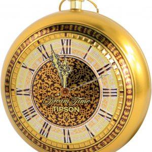 Чай Tipson Dream Time Collection Clocks Gold , 30 гр. (ж/б)