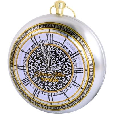 Чай Tipson Dream Time Collection Clocks Silver , 30 гр. (ж/б)