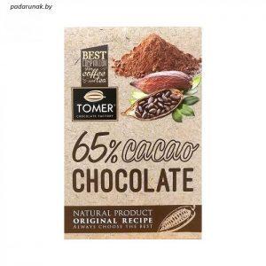 Шоколад горький с какао...