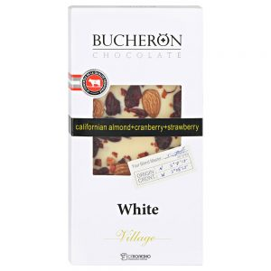 Шоколад  «BUCHERON» белый...