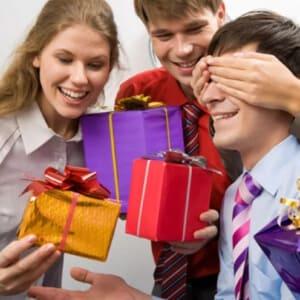Подарки для коллег