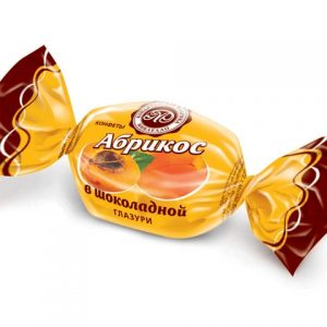 Абрикос  в шоколадной глазури  (цена за 1 кг)