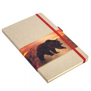 Скетчбук «Медведь»