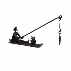 Статуэтка «На рыбалке»...