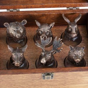 Подарочный набор «Рюмки-перевертыши...