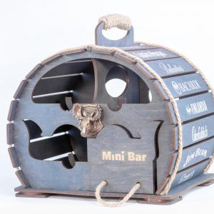 Мини-бар «Бочка Platinum»